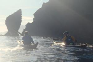 9 nautilus wooden kayaks Cabo de gata 2017 nautiluskayaks guapaaaaaa