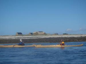 BKF 2017 wooden kayaks under the sea7