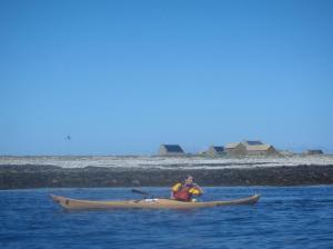 BKF 2017 wooden kayaks under the sea8