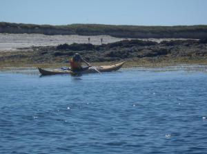 BKF 2017 wooden kayaks under the sea 1