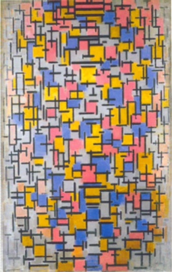 Image result for mondrian artist