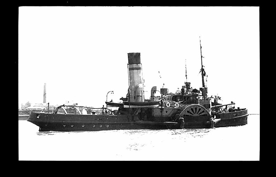 Royal Navy Support And Harbour Vessels Of World War 1 Based On British Warships 1914 1919 By