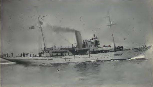 US Navy World War 1 In French Waters