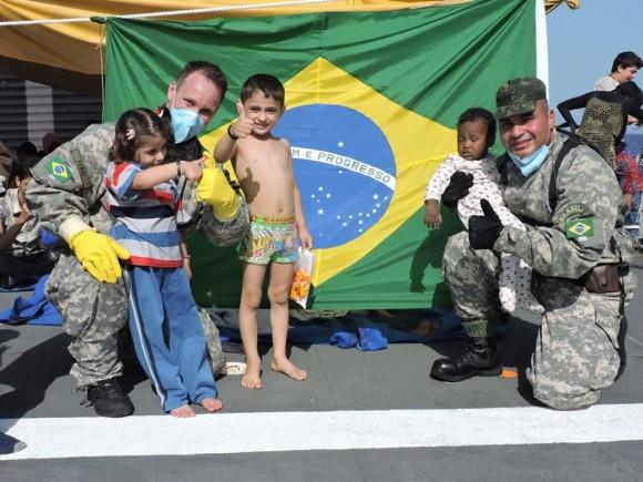Barroso - resgate refugiados Mediterraneo - foto facebook MB