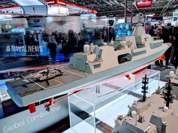 Royal Canadian Navy Unveils Latest Details on CSC Frigates
