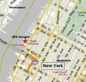 Pier 86 map