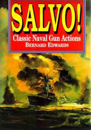 Salvo book cover