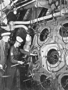 Vanguard boiler
