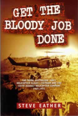 Get the bloody job done
