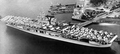 Yorktown CV5