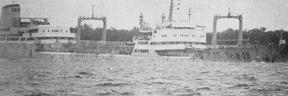 da quing 29 aground fair print