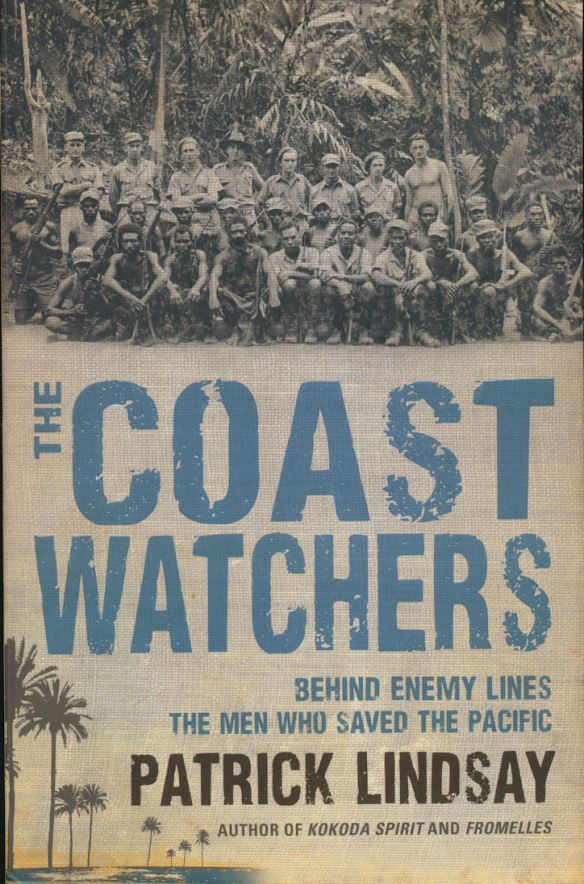 the coast watchers - cover shot