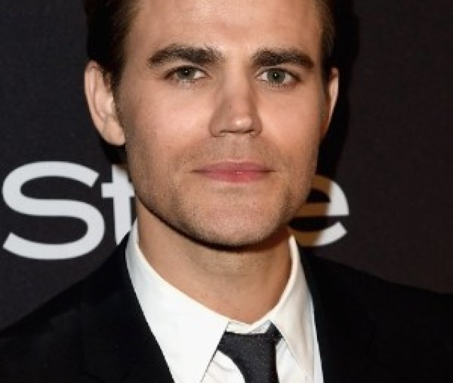 Paul Wesley Actor Director Y Productor Americano