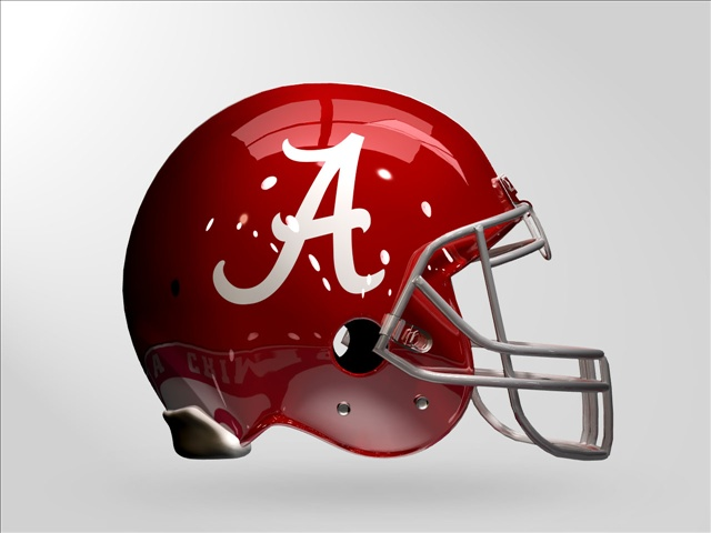 Alabama Crimson Tide Home Decor