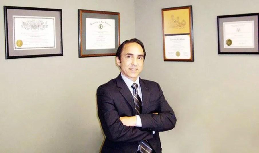 Ray Navarro Work Injury Lawyer San Diego