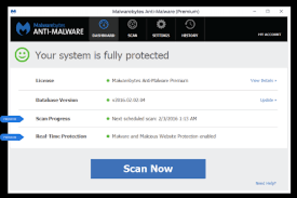 Malwarebytes Anti-Malware 3.0.6 Serial Key + Crack Premium Free Is Here