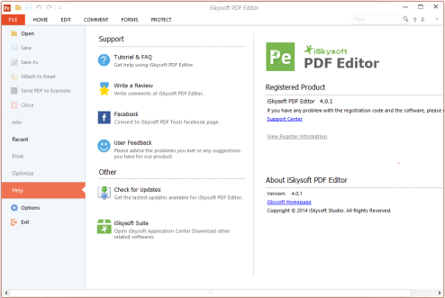iSkysoft PDF Editor 5.12.1 Crack With Patch Free Download
