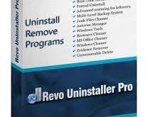 Revo Uninstaller Pro 3.1.9 Crack + Portable Activator Free Download