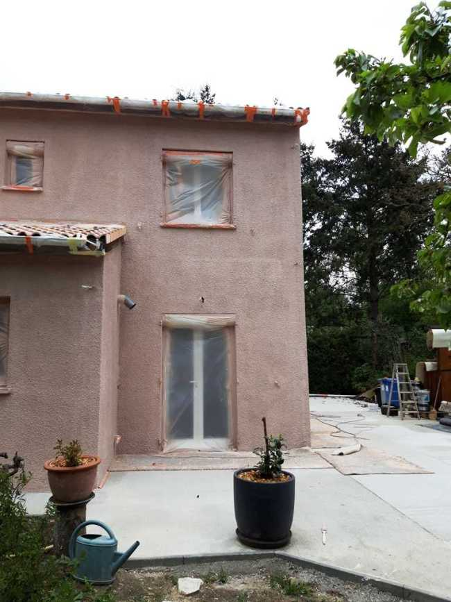 Renovation Façade Toulouse