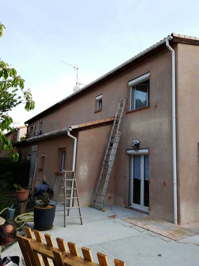 Rénovation Façade Toulouse
