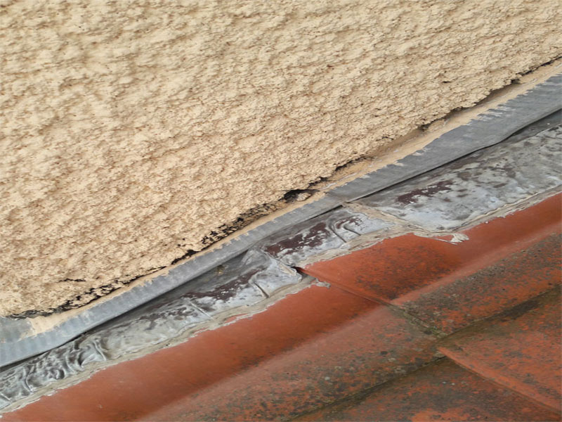 étanchéité toiture-façade