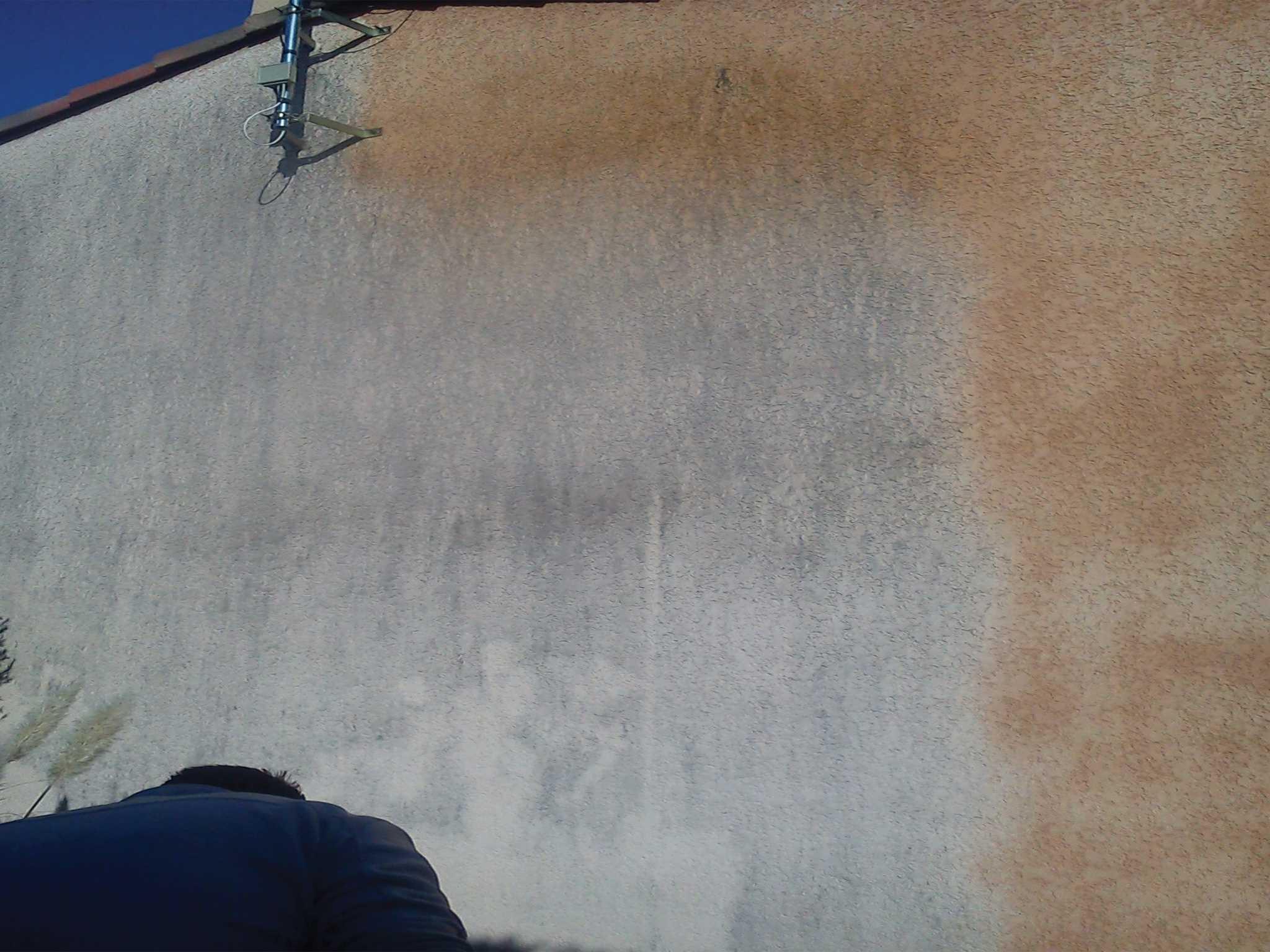 nettoyage hydrofuge de façade