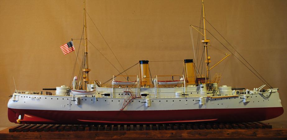 Navesink Maritime Heritage Association Uss Olympia