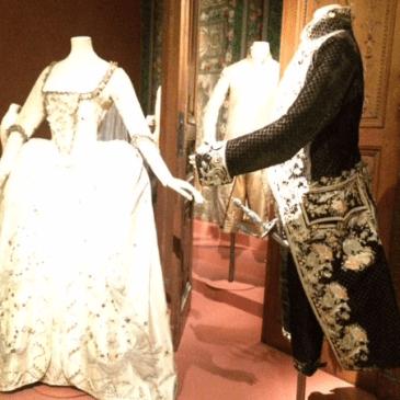 パリの装飾芸術協会博物館、ファッション展の見学記