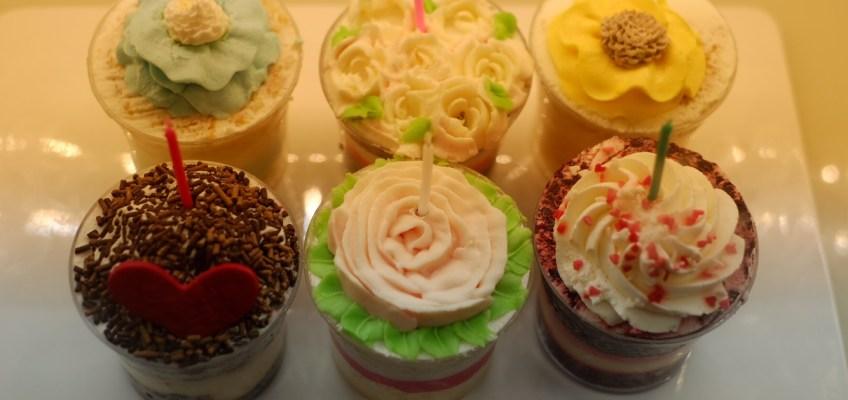 日本で大人気なイギリス初のカップケーキでアフタヌーンティー