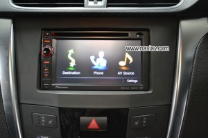 SUZUKI Kizashi stereo radio Car DVD player TV GPS Android