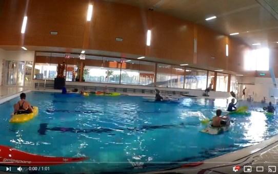Zwembadtrainingen Geusseltbad Maastricht 2018-2019