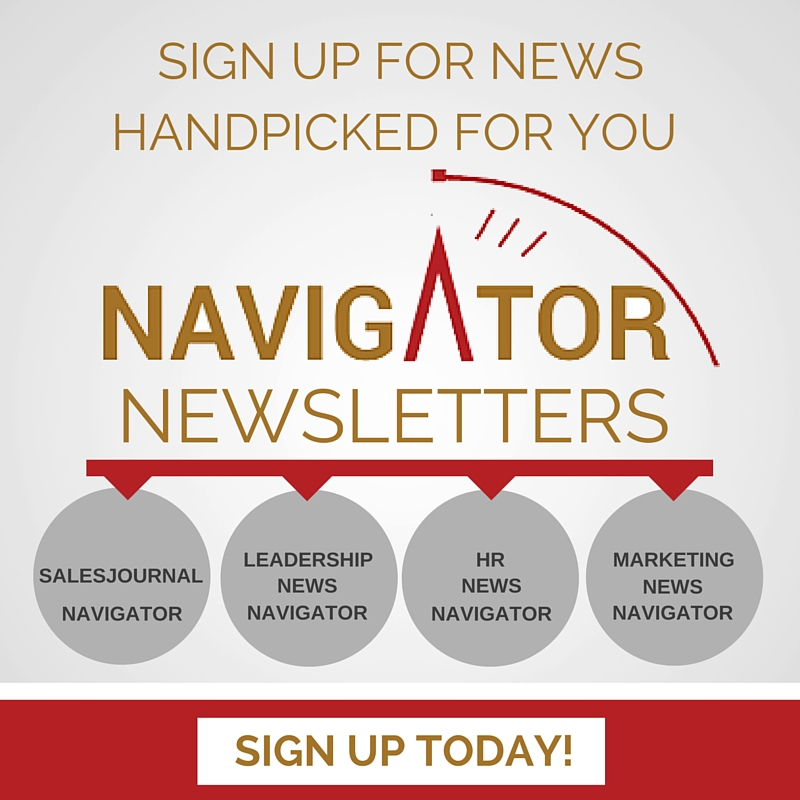 Naviga Newsletter Sign Up