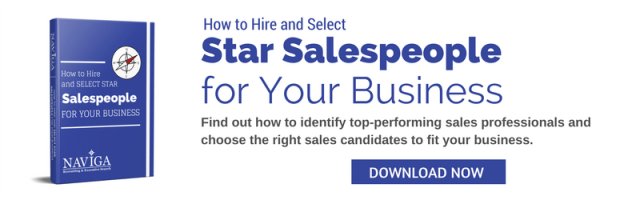 how to hire and select star salespeople