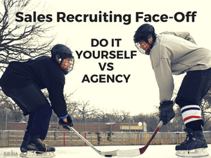 Sales recruiting face off do it yourself vs agency naviga consider two options for hiring top sales talent do it yourself or use a sales recruiting agency solutioingenieria Image collections