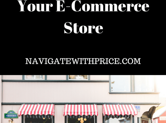E-Commerce Drop Ship