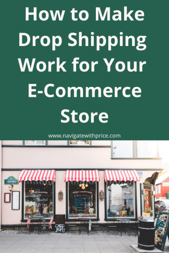 Drop shipping is a fast and convenient way to make money. I've put together some pointers to make drop shipping work for you.