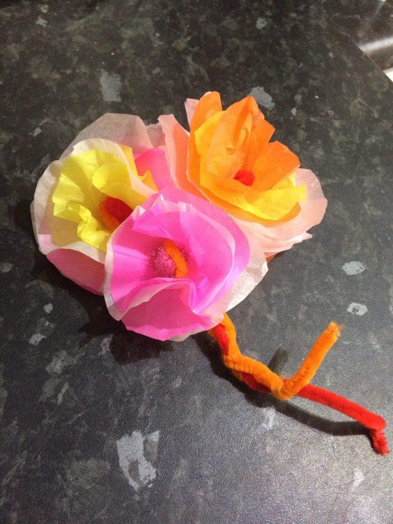 valentines day craft ideas flowers