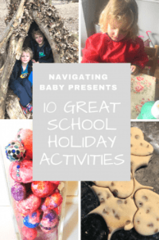 activities to do with kids