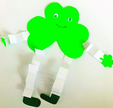 St Patrick's Day Craft - Toddler Friendly