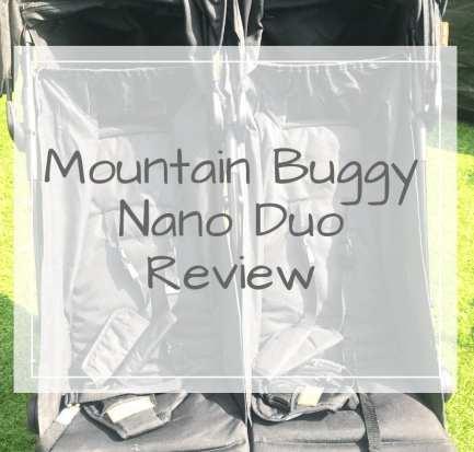 Mountain Buggy Nano Duo (2)
