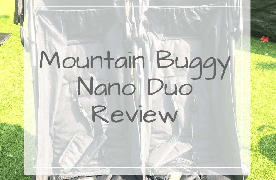 Mountain Buggy Nano Duo (2)
