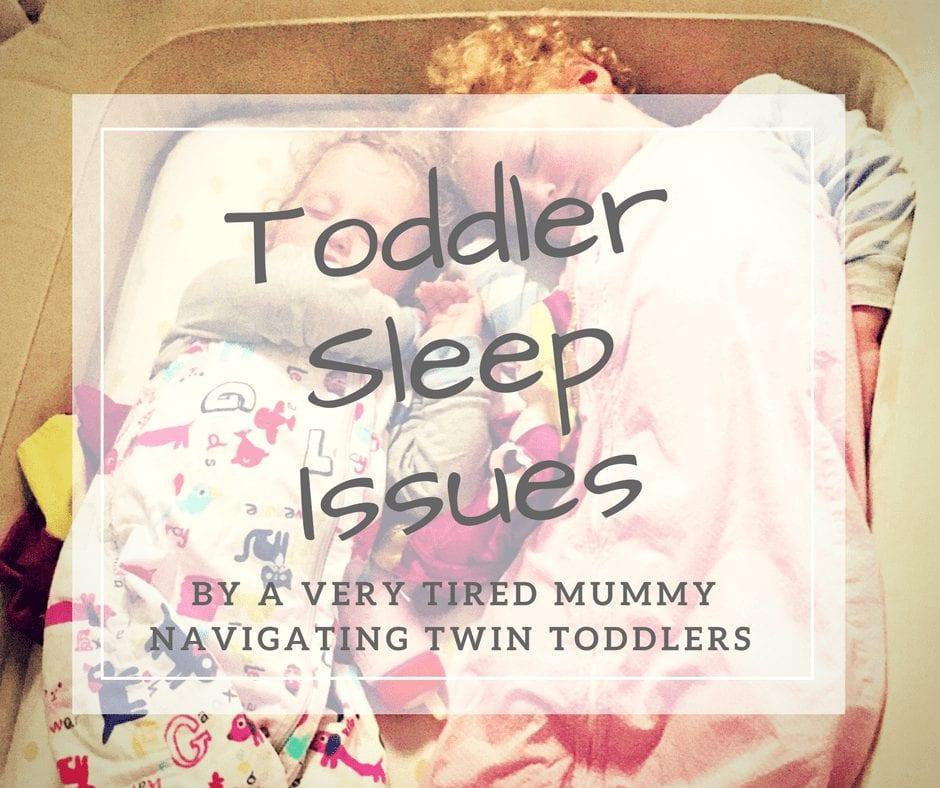 toddler waking