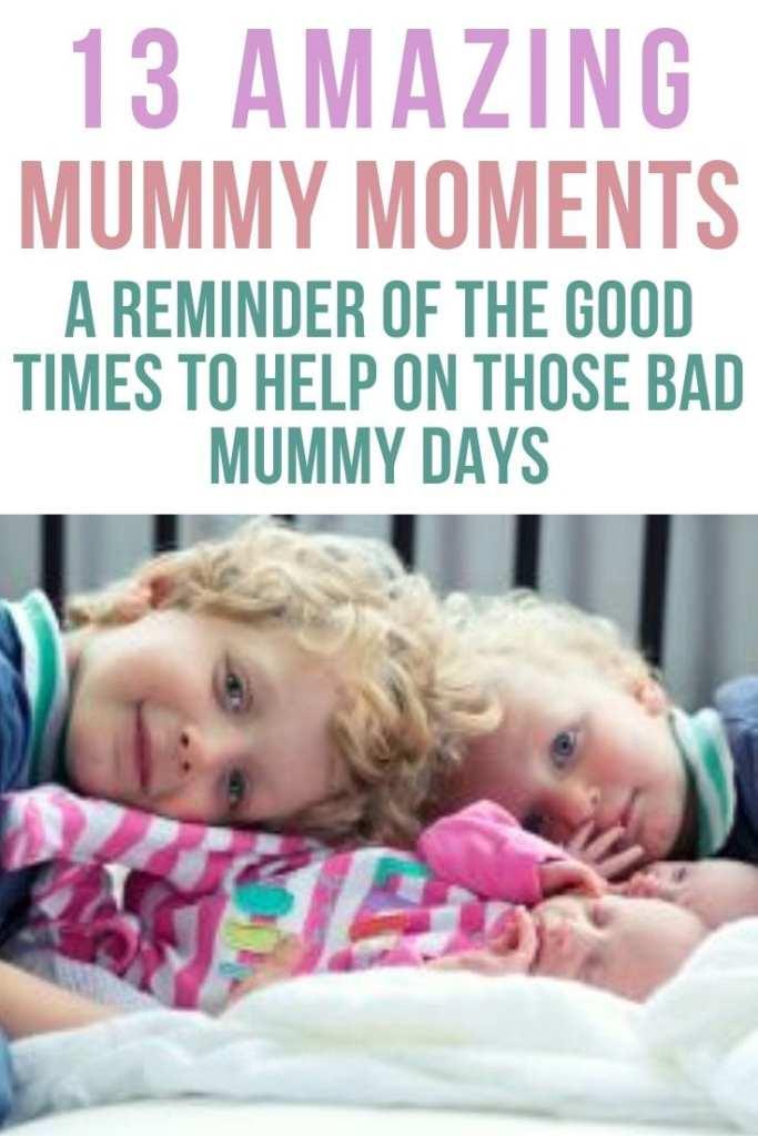 Mummy Moments
