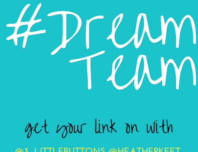 DreamTeam Linky Party badge