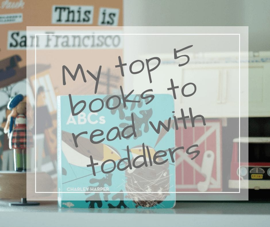 reading with toddlers