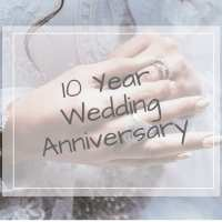 10 Years of Marriage #Blogtober Day 3