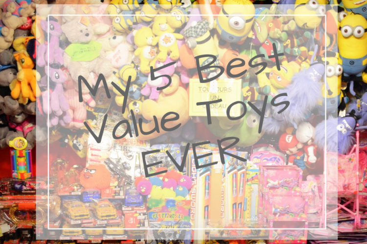best value toys
