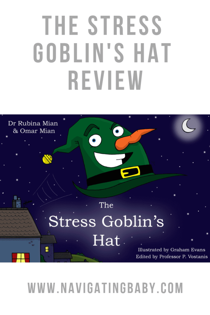 The Stress Goblin's Hat
