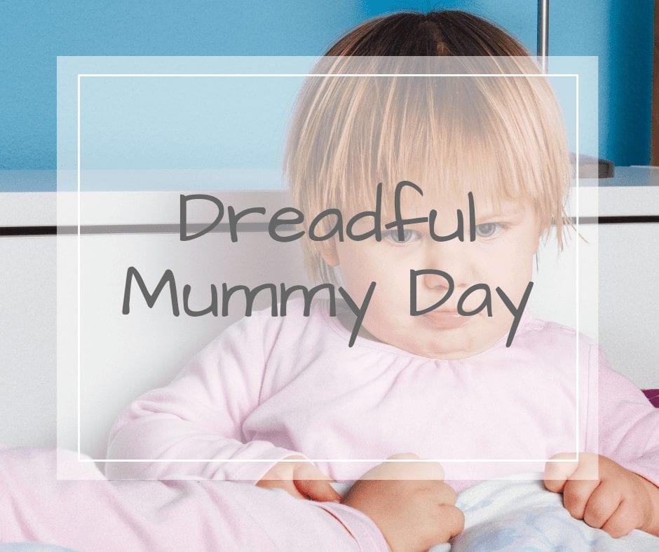 dreadful mummy day
