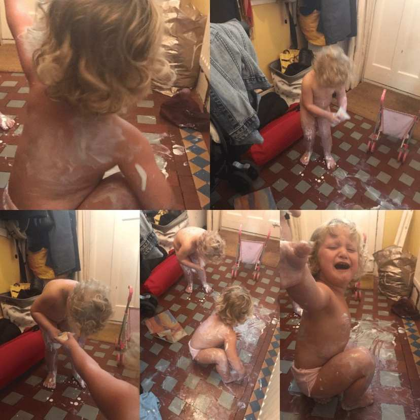 Twin Toddlers Tantrums